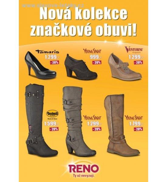 4e3468ecfe2c Reno obuv slevové letáky