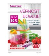 Tupperware v prodejn�ch INTERSPAR