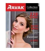 Ravak collection 2012
