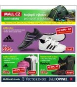 Mall akce sport a outdoor