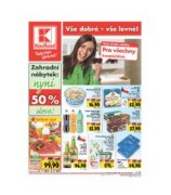 Kaufland mimo��dn� let�k