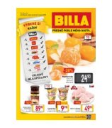 aktu�ln� let�k Billa