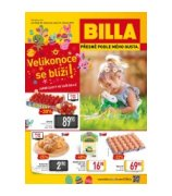 Billa aktu�ln� let�k