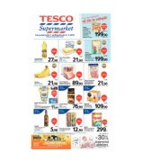 Tesco supermarkety od 8.7.2015